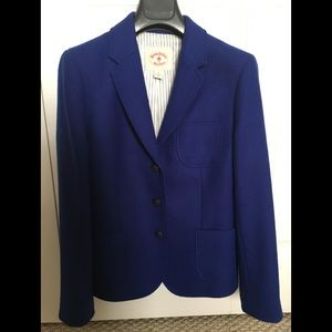 Brooks Brothers Red Fleece blazer